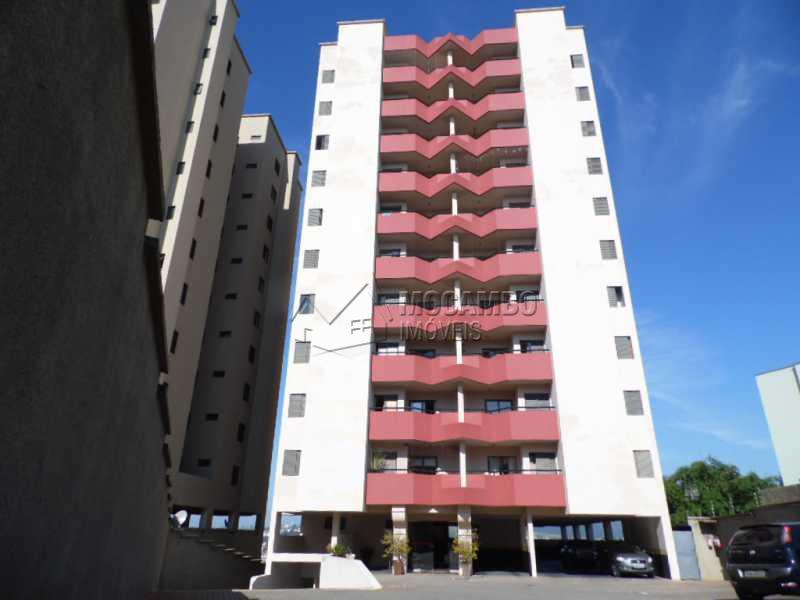 Fachada - Apartamento 3 quartos à venda Itatiba,SP - R$ 355.000 - FCAP30114 - 1