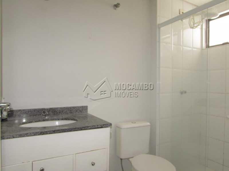 Banheiro da Suíte - Apartamento 3 quartos à venda Itatiba,SP - R$ 355.000 - FCAP30114 - 12