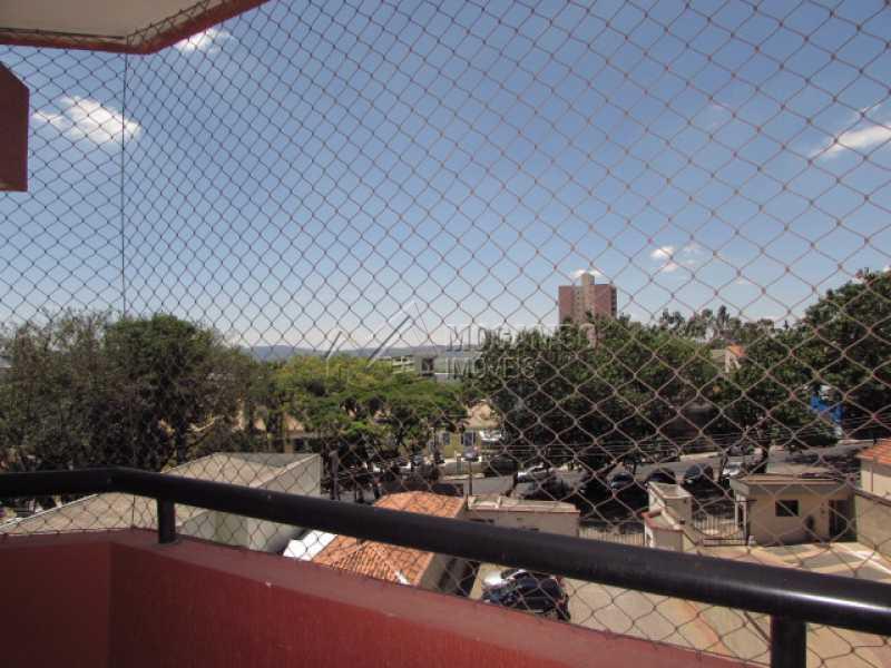 Sacada da Suíte - Apartamento 3 quartos à venda Itatiba,SP - R$ 355.000 - FCAP30114 - 13