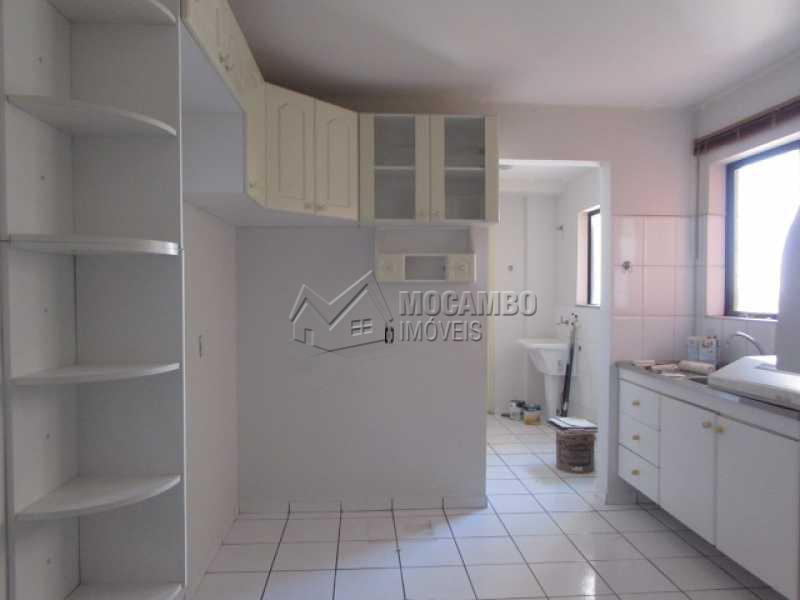 Cozinha - Apartamento 3 quartos à venda Itatiba,SP - R$ 355.000 - FCAP30114 - 5