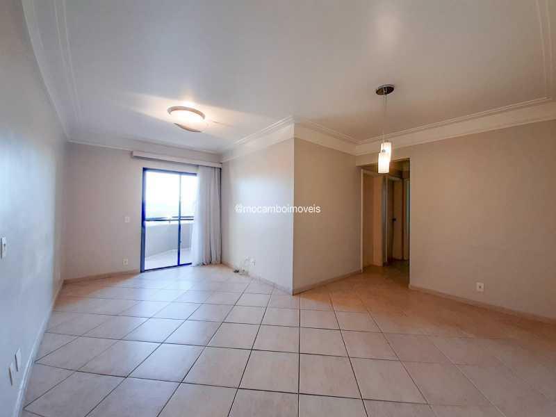Sala - Apartamento 3 quartos à venda Itatiba,SP - R$ 430.000 - FCAP30629 - 1