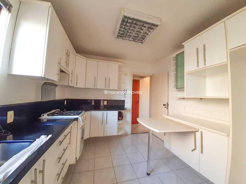 Cozinha - Apartamento 3 quartos à venda Itatiba,SP - R$ 430.000 - FCAP30629 - 7