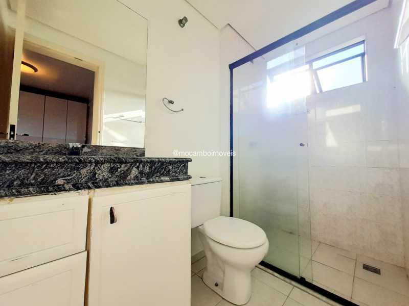 Banheiro da Suite - Apartamento 3 quartos à venda Itatiba,SP - R$ 430.000 - FCAP30629 - 15
