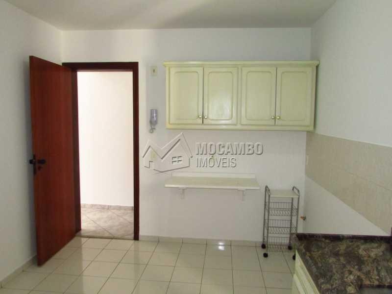 Cozinha - Apartamento 3 Quartos À Venda Itatiba,SP - R$ 410.000 - FCAP30118 - 9