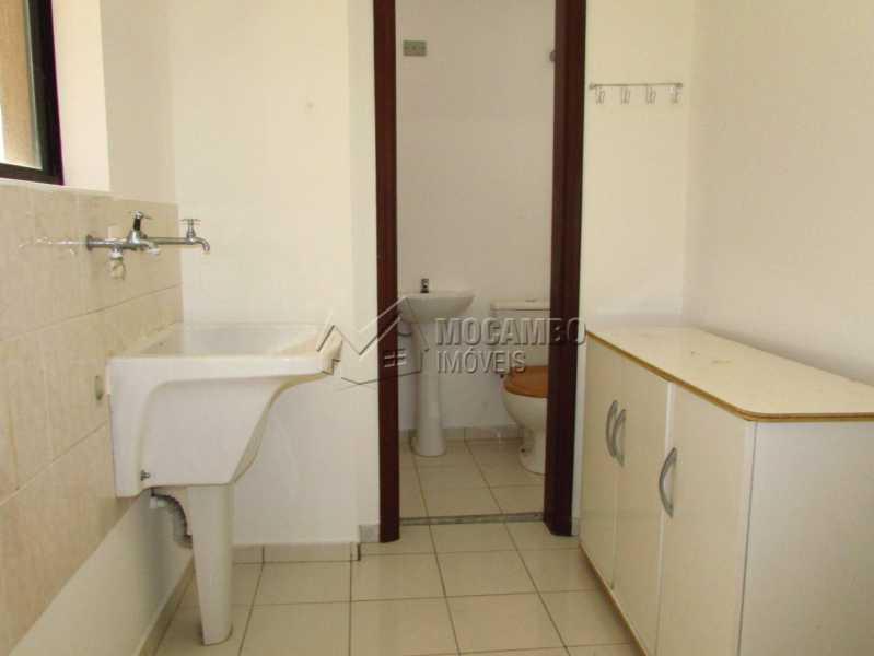 Área de Serviço - Apartamento 3 Quartos À Venda Itatiba,SP - R$ 410.000 - FCAP30118 - 12