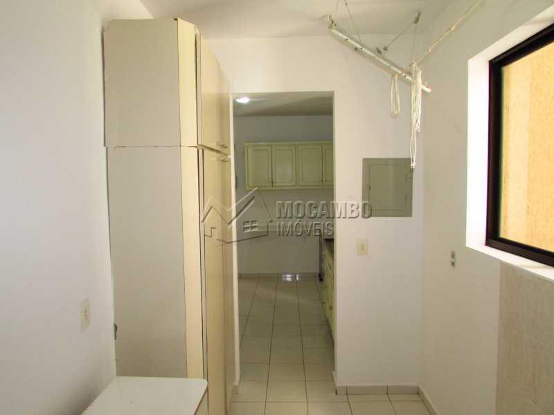 Área de Serviço - Apartamento 3 Quartos À Venda Itatiba,SP - R$ 410.000 - FCAP30118 - 13
