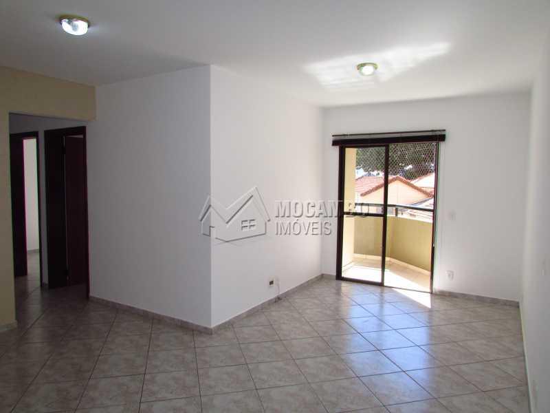 Sala - Apartamento À Venda - Itatiba - SP - Jardim Tereza - FCAP30118 - 1
