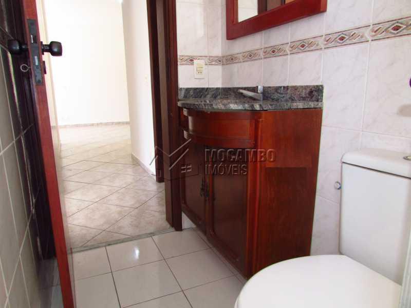 Banheiro Social - Apartamento 3 Quartos À Venda Itatiba,SP - R$ 410.000 - FCAP30118 - 21