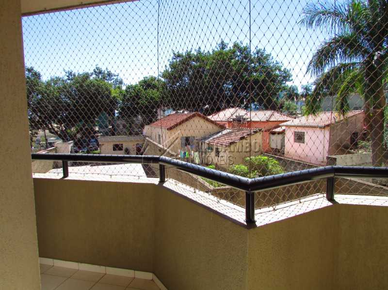Sacada - Apartamento À Venda - Itatiba - SP - Jardim Tereza - FCAP30118 - 26