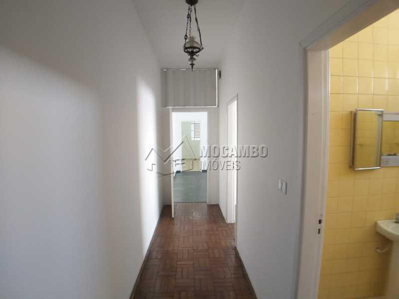 Corredor - Casa 2 quartos para alugar Itatiba,SP Centro - R$ 1.500 - FCCA20280 - 15