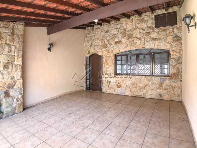 Garagem - Casa 2 quartos à venda Itatiba,SP - R$ 485.000 - FCCA20288 - 1