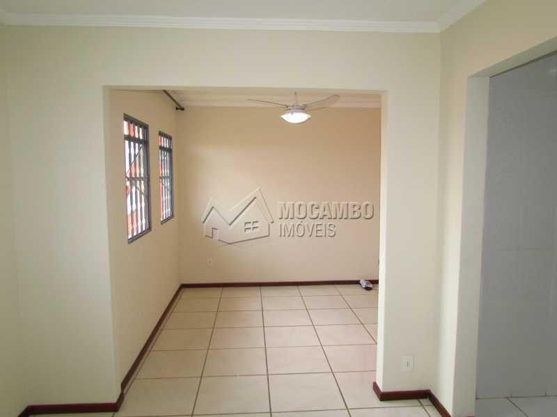 Sala - Apartamento Para Alugar - Itatiba - SP - Residencial Beija Flor - FCAP20141 - 4