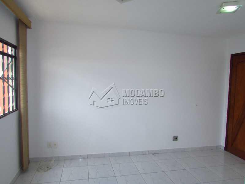 Sala - Apartamento Para Alugar - Itatiba - SP - Residencial Beija Flor - FCAP20141 - 5