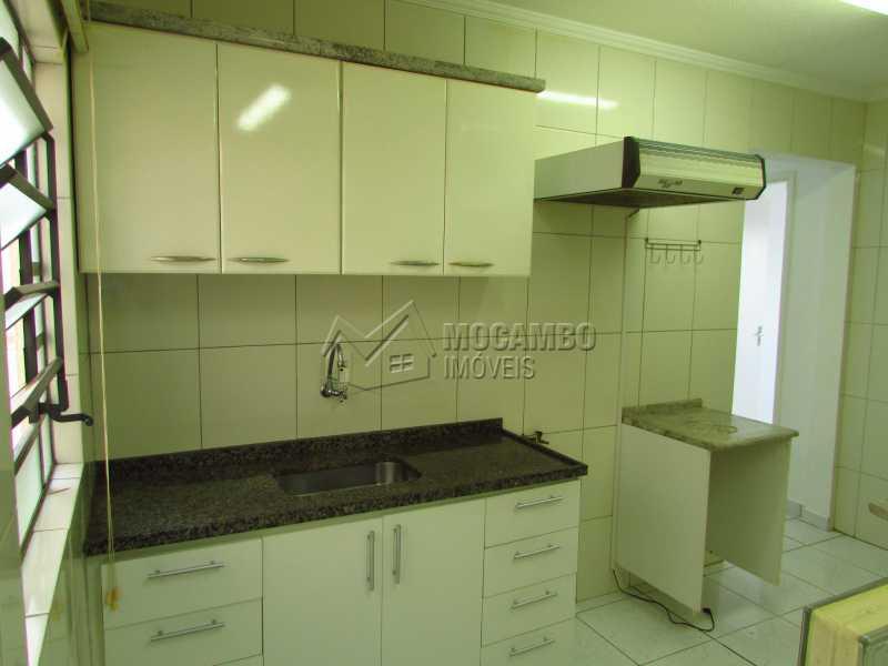 Cozinha - Apartamento Para Alugar - Itatiba - SP - Residencial Beija Flor - FCAP20141 - 11