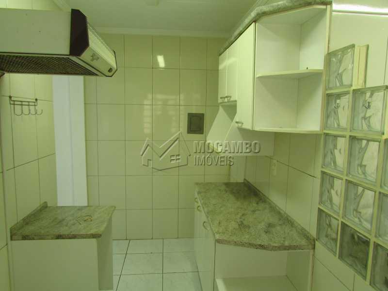 Cozinha - Apartamento Para Alugar - Itatiba - SP - Residencial Beija Flor - FCAP20141 - 12