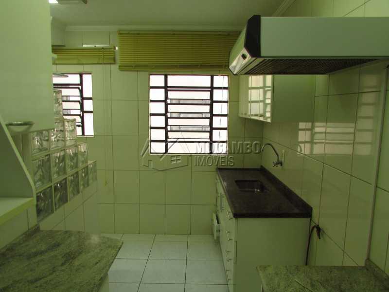 Cozinha - Apartamento Para Alugar - Itatiba - SP - Residencial Beija Flor - FCAP20141 - 13