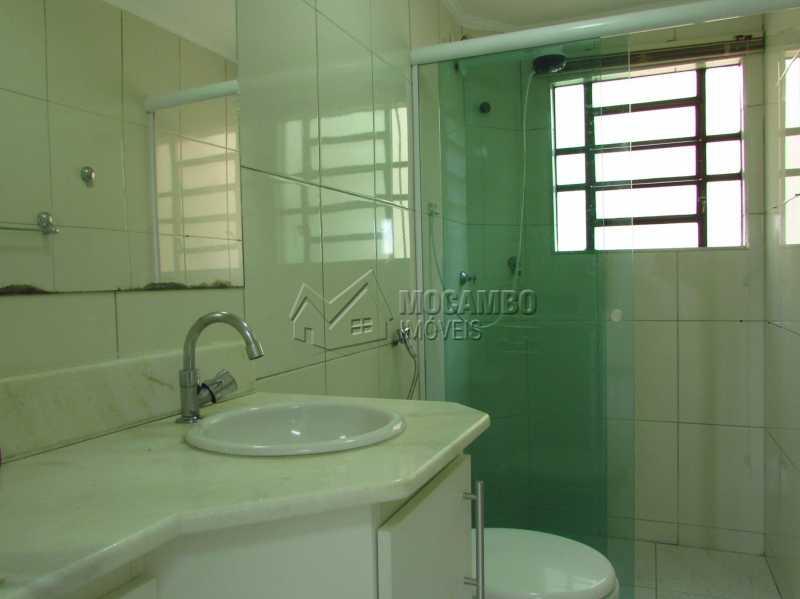 Banheiro Social - Apartamento Para Alugar - Itatiba - SP - Residencial Beija Flor - FCAP20141 - 14