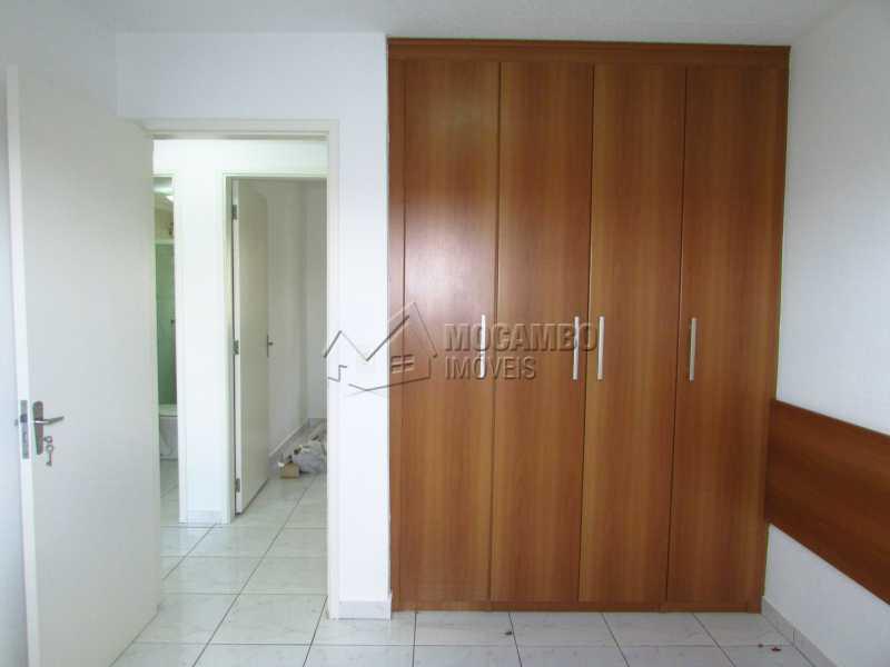 Dormitório 2 - Apartamento Para Alugar - Itatiba - SP - Residencial Beija Flor - FCAP20141 - 18