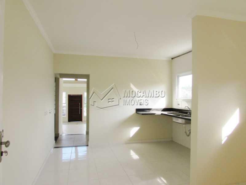 Cozinha - Casa em Condominio À Venda - Itatiba - SP - Residencial Fazenda Serrinha - FCCN30040 - 6