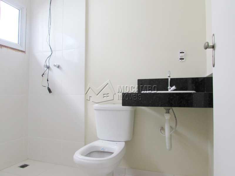 Banheiro Suíte - Casa em Condominio À Venda - Itatiba - SP - Residencial Fazenda Serrinha - FCCN30040 - 10