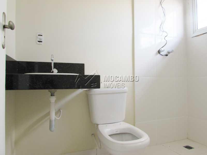 Banheiro Suíte - Casa em Condominio À Venda - Itatiba - SP - Residencial Fazenda Serrinha - FCCN30040 - 13