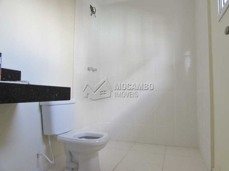 Banheiro Suíte - Casa em Condominio À Venda - Itatiba - SP - Residencial Fazenda Serrinha - FCCN30040 - 14