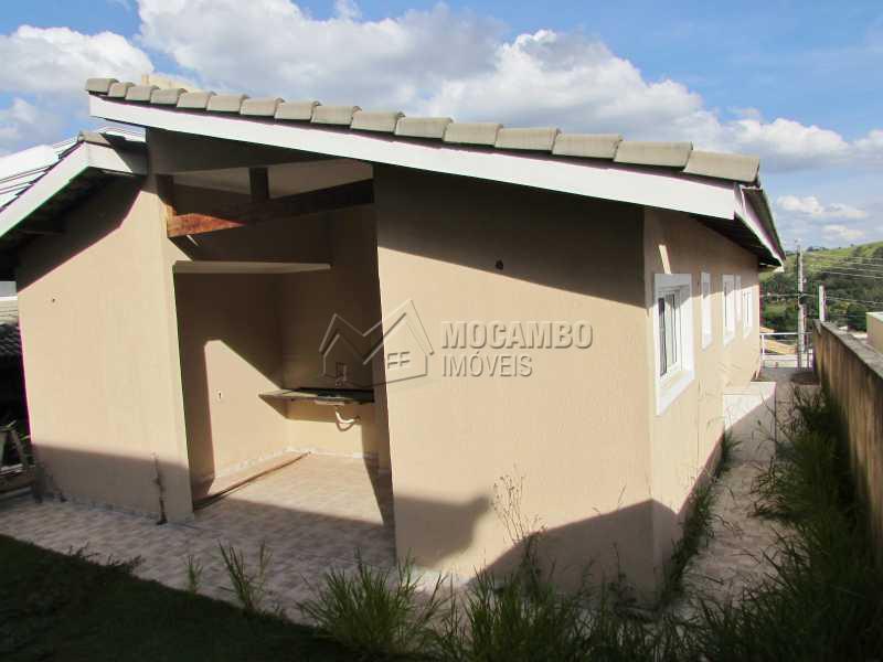 Fundos - Casa em Condominio À Venda - Itatiba - SP - Residencial Fazenda Serrinha - FCCN30040 - 20