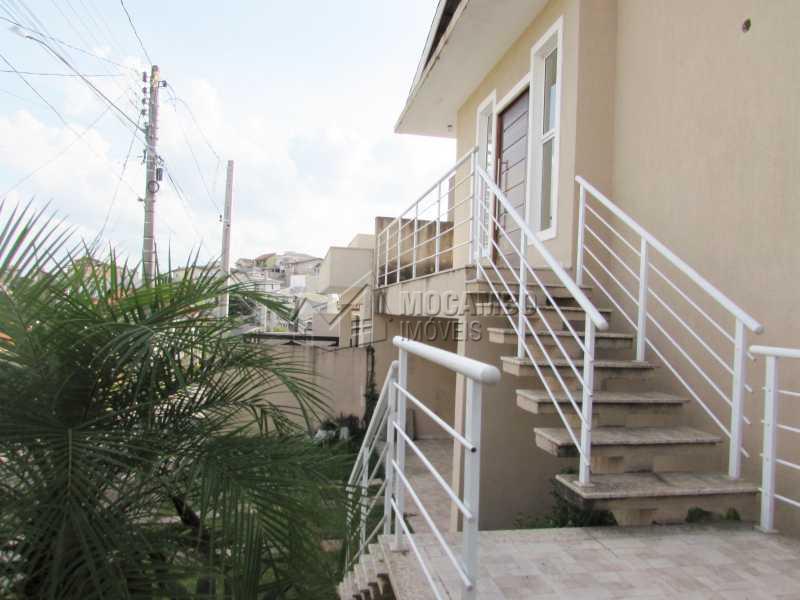 Frente - Casa em Condominio À Venda - Itatiba - SP - Residencial Fazenda Serrinha - FCCN30040 - 3
