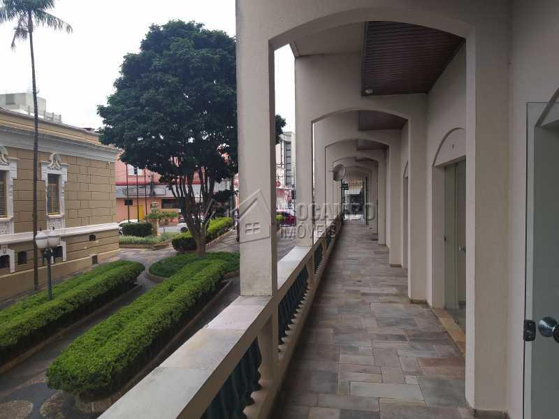 Hall de Entrada - Sala Comercial Condomínio Edifício Santa Rosa, Itatiba, Centro, SP Para Alugar, 50m² - FCSL00042 - 5