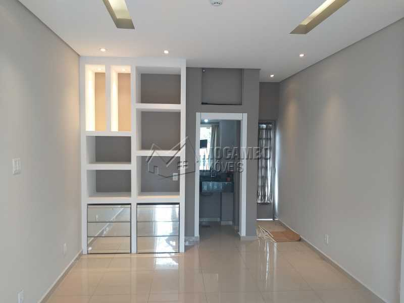 Sala - Sala Comercial Condomínio Edifício Santa Rosa, Itatiba, Centro, SP Para Alugar, 50m² - FCSL00042 - 1