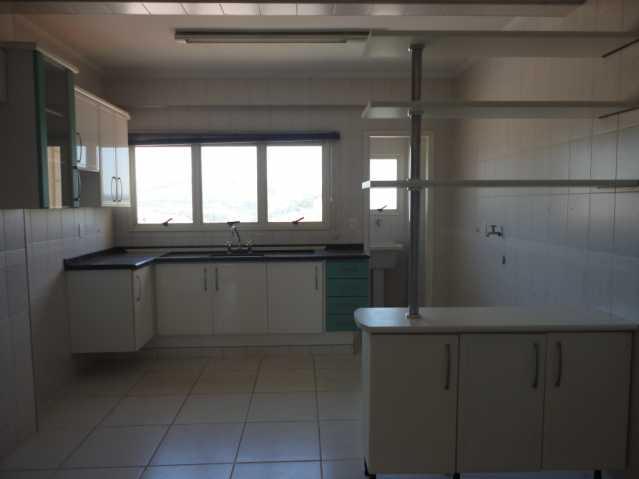 Cozinha - Apartamento em condomínio Para Alugar - Condomínio Edifício Monte Castelo - Itatiba - SP - Vila Brasileira - FCAP20157 - 6
