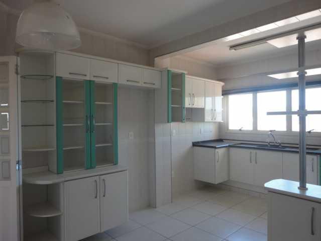 Cozinha - Apartamento em condomínio Para Alugar - Condomínio Edifício Monte Castelo - Itatiba - SP - Vila Brasileira - FCAP20157 - 7