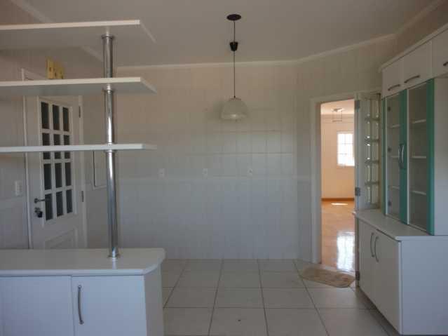 Cozinha - Apartamento em condomínio Para Alugar - Condomínio Edifício Monte Castelo - Itatiba - SP - Vila Brasileira - FCAP20157 - 8