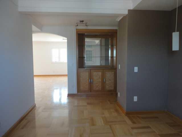 Sala de Jantar - Apartamento em condomínio Para Alugar - Condomínio Edifício Monte Castelo - Itatiba - SP - Vila Brasileira - FCAP20157 - 5
