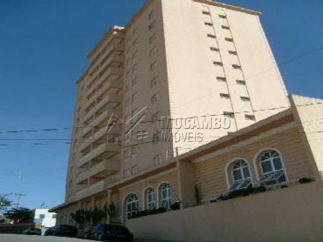 Fachada - Apartamento PARA ALUGAR, Edifício Monte Castelo, Itatiba, SP - FCAP20157 - 23