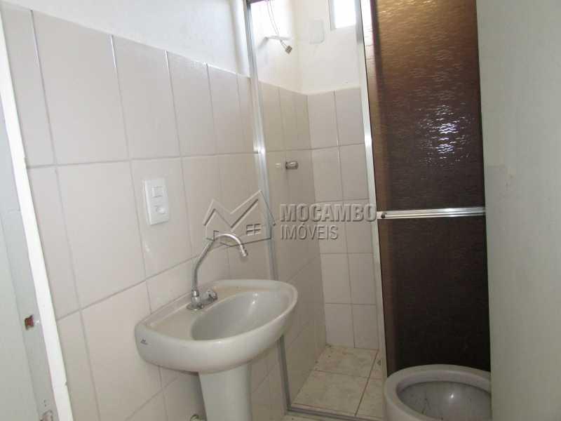 Banheiro - Casa 1 quarto para alugar Itatiba,SP - R$ 450 - FCCA10045 - 6