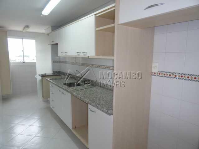 Cozinha - Apartamento 2 quartos para alugar Itatiba,SP - R$ 1.300 - FCAP20158 - 9