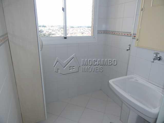 Área de Serviço - Apartamento 2 quartos para alugar Itatiba,SP - R$ 1.300 - FCAP20158 - 12