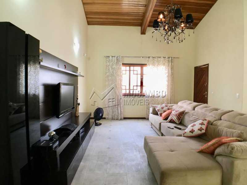 Sala de tv - Casa 3 quartos à venda Itatiba,SP - R$ 480.000 - FCCA30461 - 3