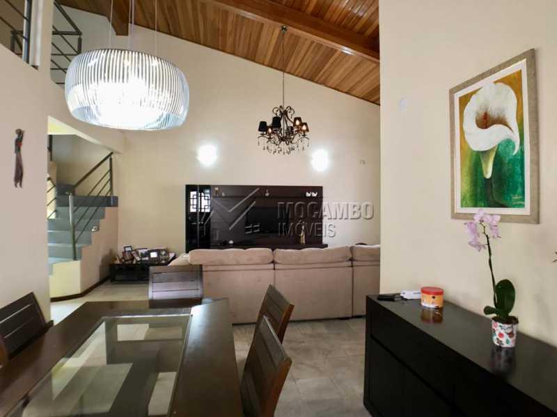 Sala de jantar - Casa 3 quartos à venda Itatiba,SP - R$ 480.000 - FCCA30461 - 5