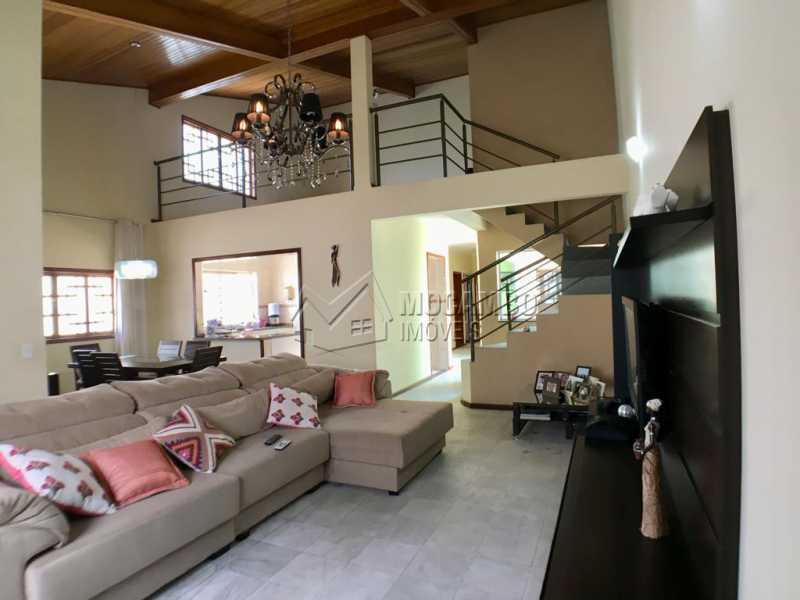 Sala de tv - Casa 3 quartos à venda Itatiba,SP - R$ 480.000 - FCCA30461 - 1