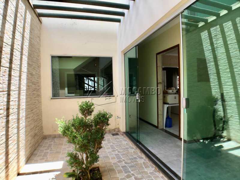 Jardim de inverno - Casa 3 quartos à venda Itatiba,SP - R$ 480.000 - FCCA30461 - 7