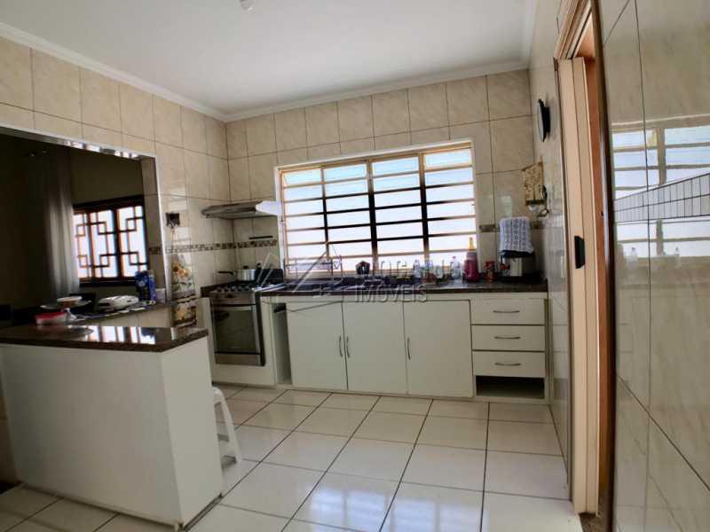 Cozinha - Casa 3 quartos à venda Itatiba,SP - R$ 480.000 - FCCA30461 - 13