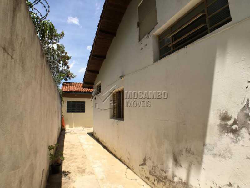 Lateral - Casa 3 quartos à venda Itatiba,SP - R$ 480.000 - FCCA30461 - 14