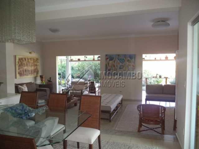 Sala 2 ambientes - Casa em Condomínio 3 quartos à venda Itatiba,SP - R$ 1.300.000 - FCCN30099 - 26