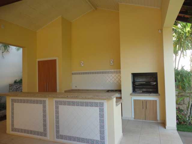 Churrasqueira - Casa 3 Quartos Para Alugar Itatiba,SP - R$ 4.000 - FCCA30490 - 8