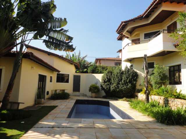 Piscina - Casa 3 Quartos Para Alugar Itatiba,SP - R$ 4.000 - FCCA30490 - 3