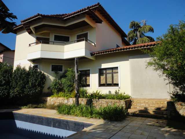 Área de Lazer - Casa 3 Quartos Para Alugar Itatiba,SP - R$ 4.000 - FCCA30490 - 1