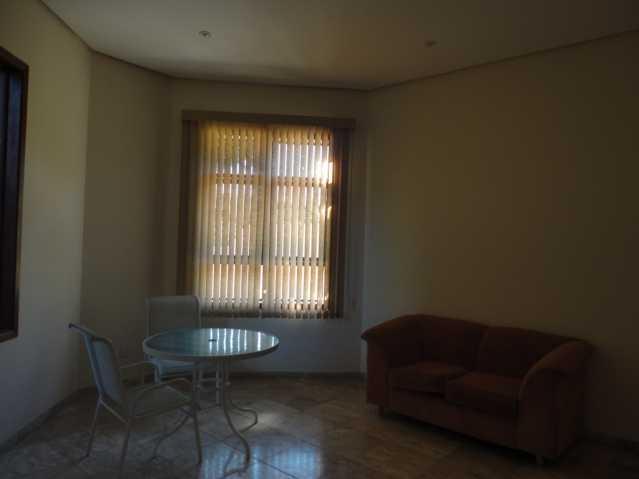 Sala de Lareira - Casa 3 Quartos Para Alugar Itatiba,SP - R$ 4.000 - FCCA30490 - 13