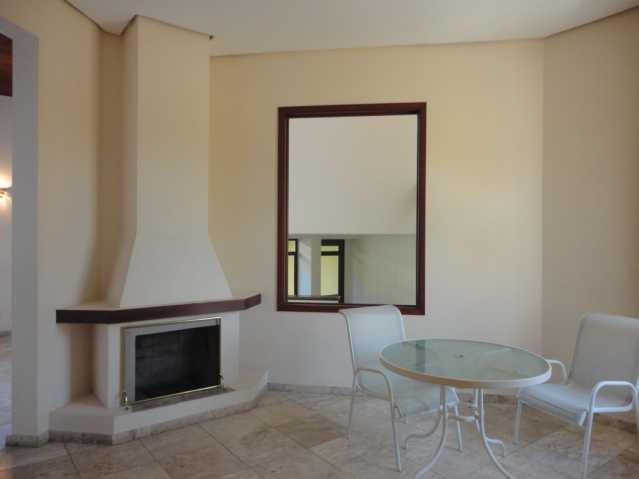Sala de Lareira - Casa 3 Quartos Para Alugar Itatiba,SP - R$ 4.000 - FCCA30490 - 14